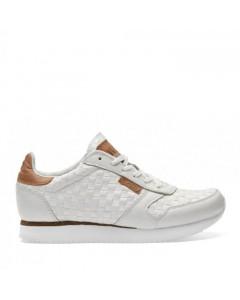 Woden Sneakers, Ydun Flet, Hvid