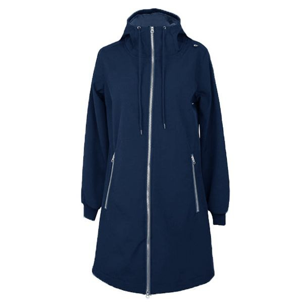 Image of   Danefæ Jakke, Jane Softshell, Navy