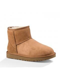 UGG Støvler, Classic Mini, Kastanje