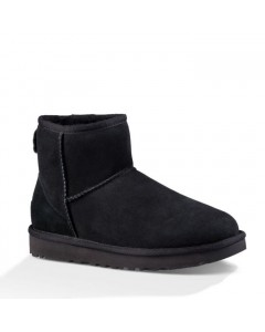 UGG Støvler, Classic Mini, Sort