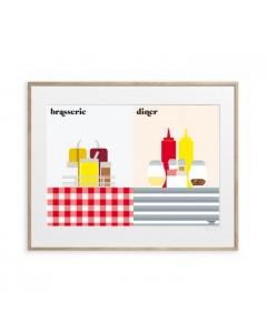 Image Republic Plakat 40 x 50, Vahram Mauratyan, Assaisonnement