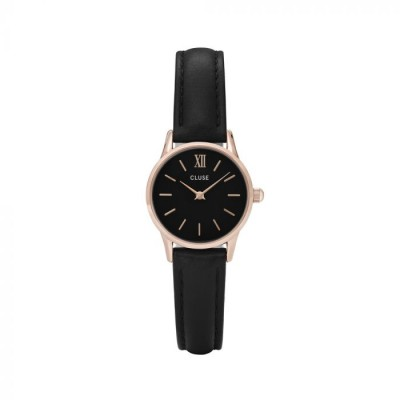Cluse Ur, La Vedette Rose Gold, Sort/Sort