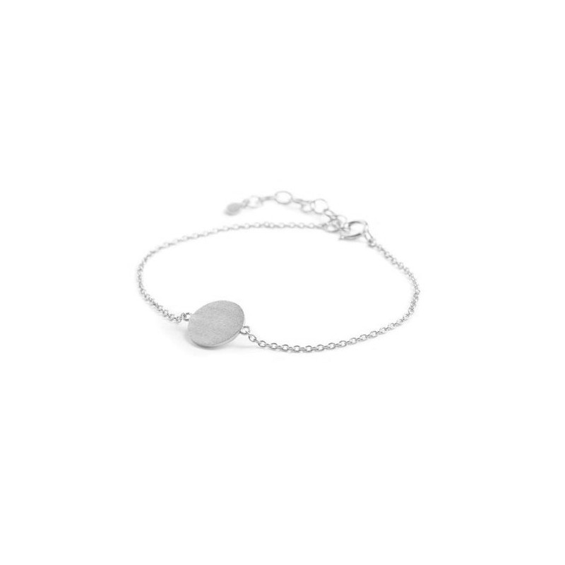 pernille corydon Pernille corydon armbånd, small coin, sølv på superlove