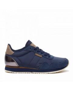 Woden Sneakers, Nora II, Navy