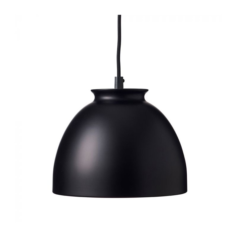 Image of   Superliving lampe, Bloom, Matt Real Black