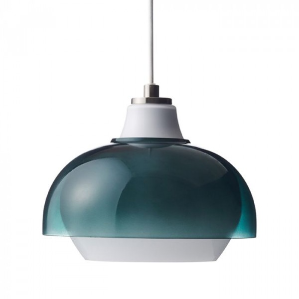 Image of   Superliving Lampe, Dual Glass, Duck Green
