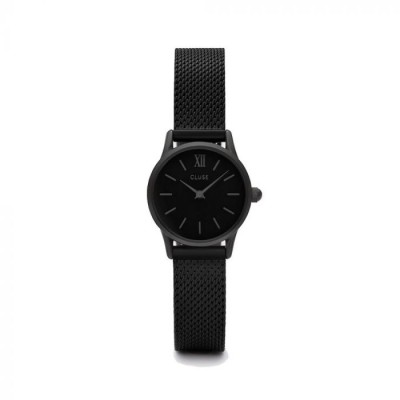 Cluse Ur, La Vedette Mesh Full Black, Sort
