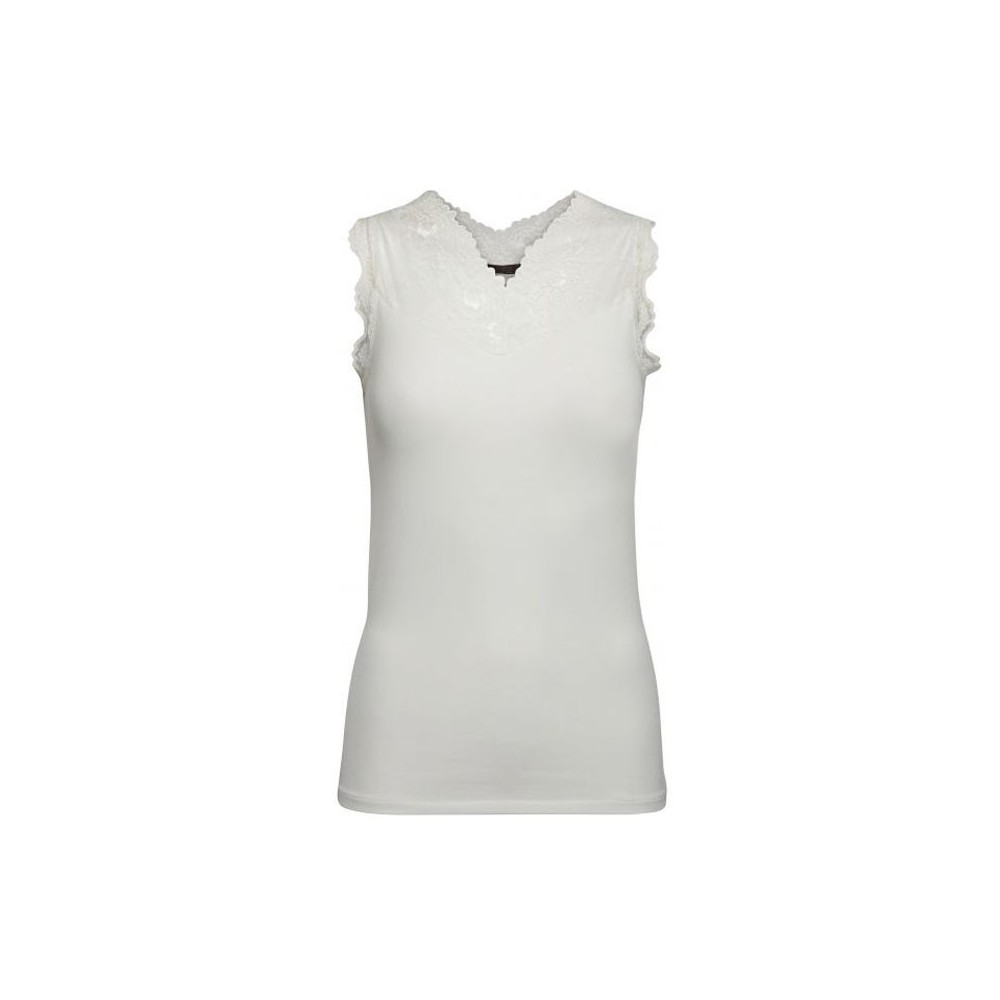 minus Minus top, vanessa, hvid - størrelse - s fra superlove