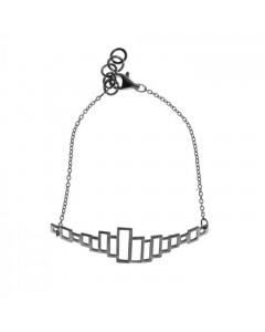 Pendulum Armbånd, Skyline, Oxyderet
