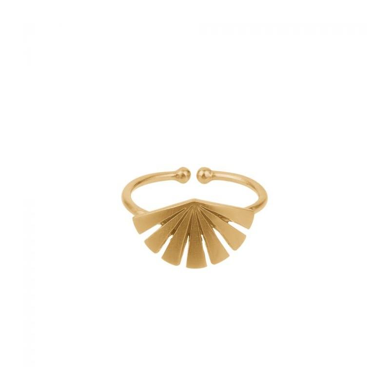 Pernille corydon ring, dawn, guld - størrelse - 55 fra pernille corydon fra superlove