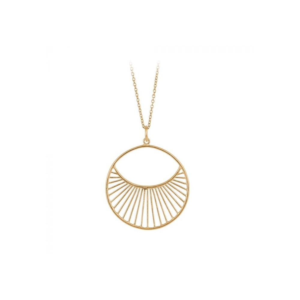 pernille corydon – Pernille corydon halskæde, daylight, guld på superlove