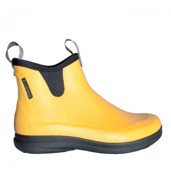 Lacrosse gummistøvler, hampton ii women's 6, gul fra lacrosse på superlove