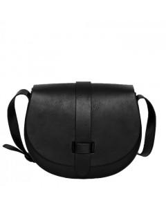 Decadent Taske, Kaya Satchel Bag, Black
