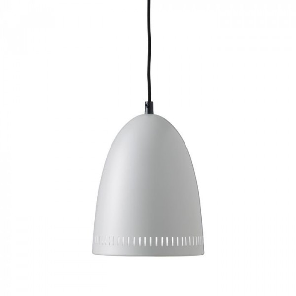 Image of   Superliving Lampe, Mini Dynamo Mat, Lys Grå