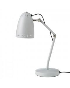 Superliving Bordlampe, Mat Dynamo 345, Lys Grå