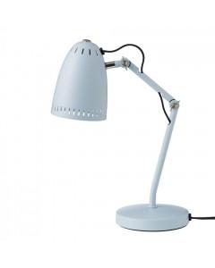 Superliving Bordlampe, Mat Dynamo 345, Lys Blå