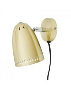 Superliving Væglampe, Dynamo Short, Brushed Brass