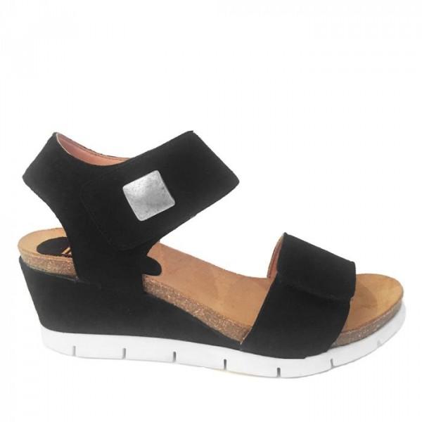 lbdk sko – Lbdk sandaler, clavel, sort - størrelse - 40 fra Edgy