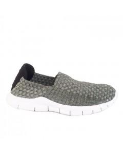 LBDK Sneakers m/Flet, Sølv