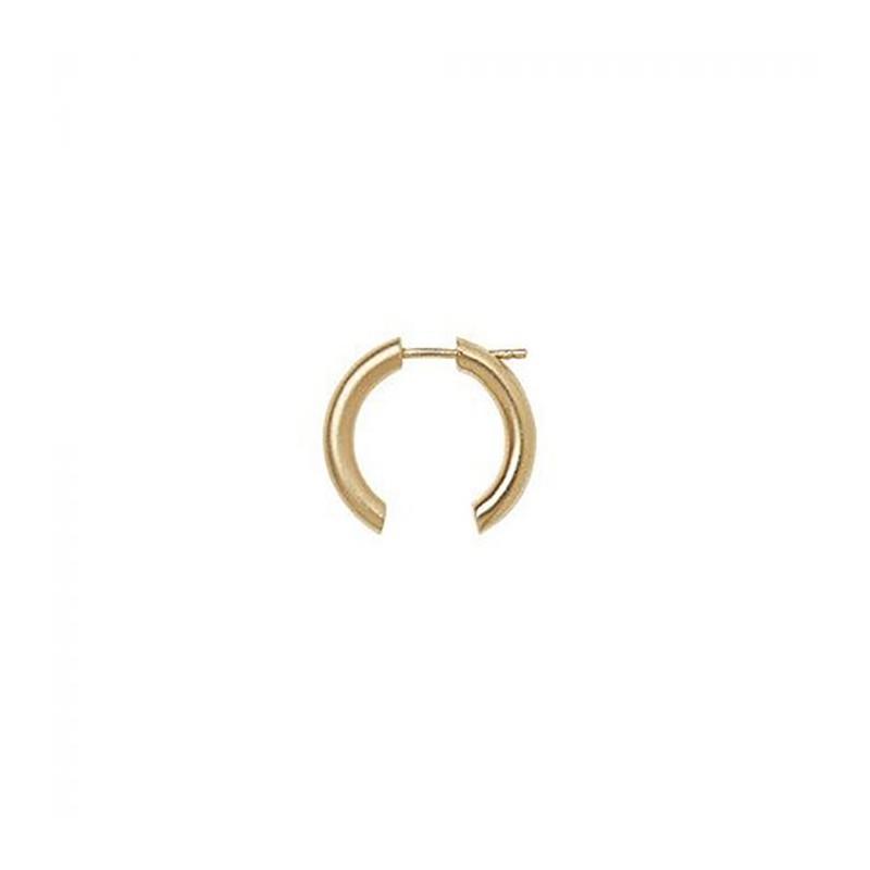 maria black – Maria black ørering, broken 18, guld fra Edgy