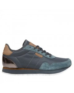 Woden Sneakers, Nora II, Dark Grey