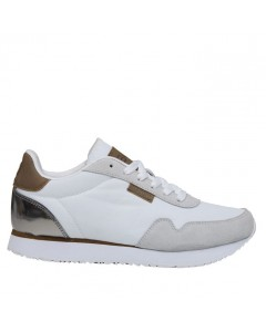 Woden Sneakers, Nora II, Bright White