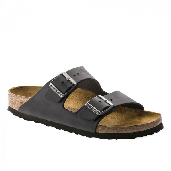 Image of   Birkenstock Sandaler, Arizona BS, Sort