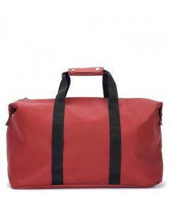 Rains Taske, Weekend Bag, Scarlet