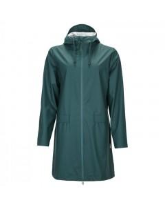 Rains Regnjakke, W Coat, Dark Teal