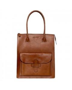 Decadent Taske, Rina Working Bag, Cognac