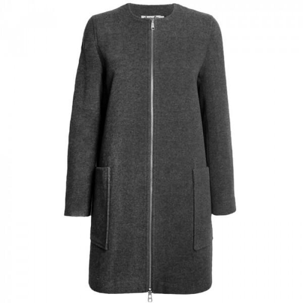 danefæ – Danefæ jakke, wool darling, grå - størrelse - l fra superlove