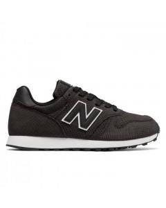 New Balance Sneakers, WL373 Classic, Sort/Slangeskind