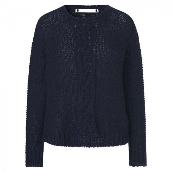 Coatpeople sweater, alice, navy - størrelse - l fra coatpeople på superlove