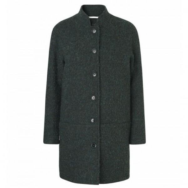 Coatpeople frakke, milina, petrol - størrelse - s fra coatpeople fra superlove