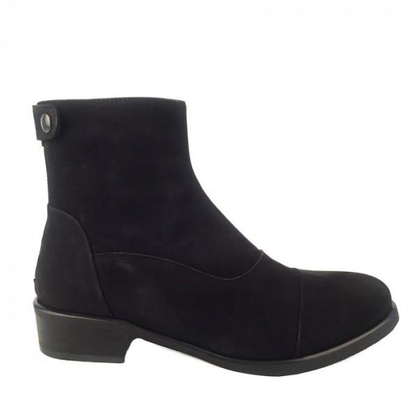lbdk sko – Lbdk støvler m/back zip, sort - størrelse - 36 fra Edgy.dk