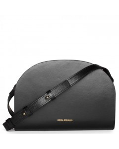 Royal Republiq Taske, Galax Curve Hand Bag, Sort