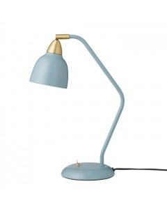 Superliving Bordlampe, Urban 345, Mat Mineral Blue