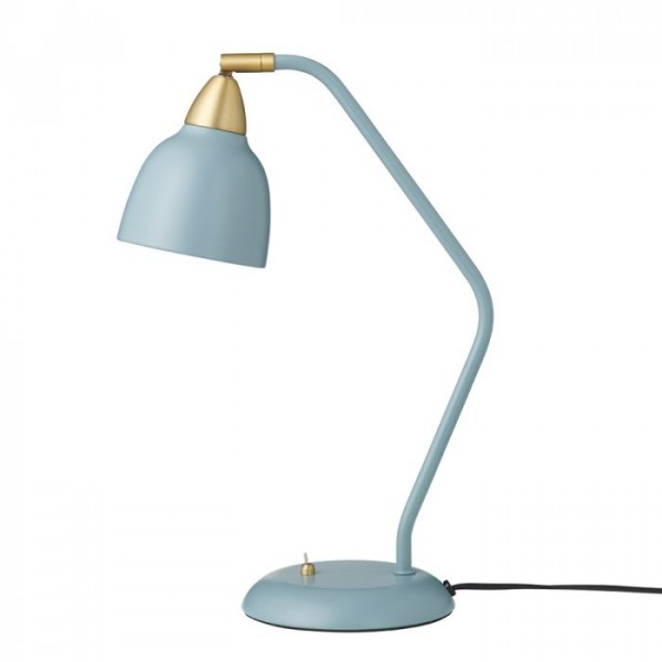 Superliving Bordlampe, Urban 345, Mat Mineral Blue