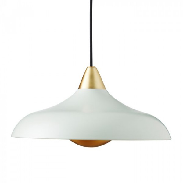 Image of   Superliving Lampe, Urban Wide, Mat Misty Green