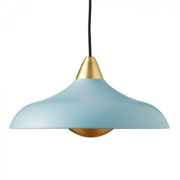Image of   Superliving Lampe, Urban Wide, Mat Mineral Blue