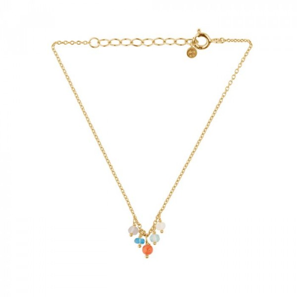 pernille corydon – Pernille corydon armbånd, glow, guld fra superlove