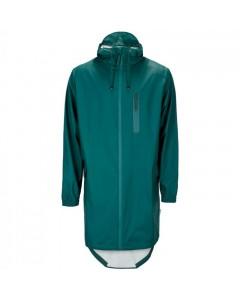 Rains Regnjakke, Parka Coat, Dark Teal