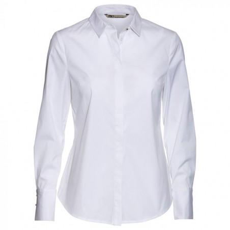 PBO Skjorte, Meghan, Hvid