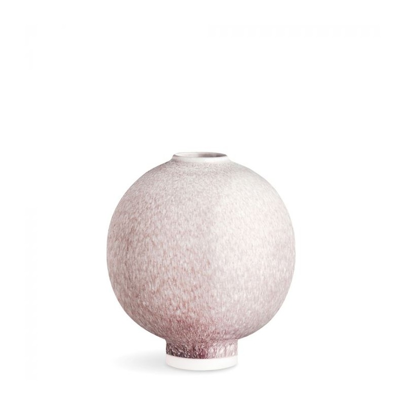 kähler Kähler vase, unico, rosa fra superlove