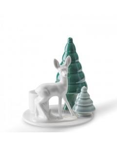 Finnsdottir Lysestage, Winter Stories Bambi