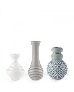 Finnsdottir Vaser, Samsurium Minibell, Blå