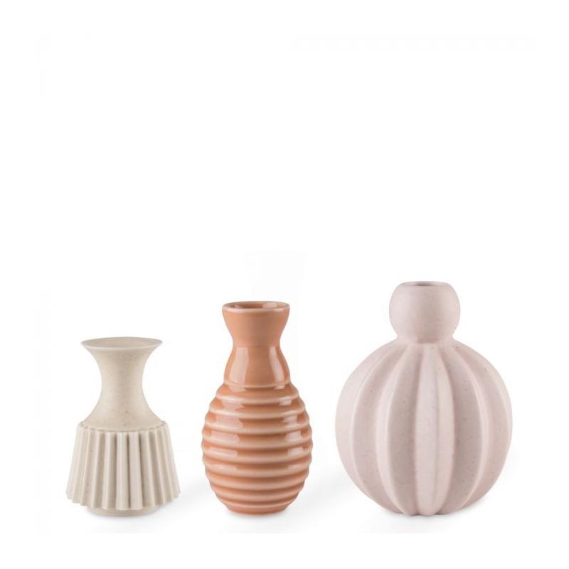 finnsdottir – Finnsdottir vaser, samsurium minibell, koral fra superlove