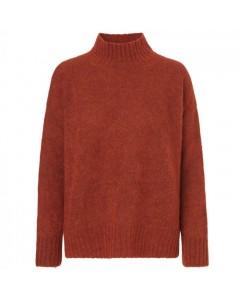 Coatpeople Sweater, Addi, Brændt Orange