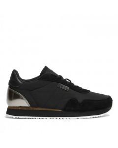 Woden Sneakers, Nora II, Black