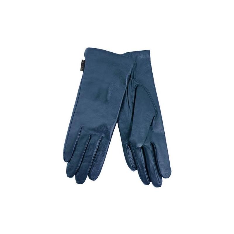 gaucho – Gaucho skindhandsker, nellie, royal blå - størrelse - 7,5 på superlove